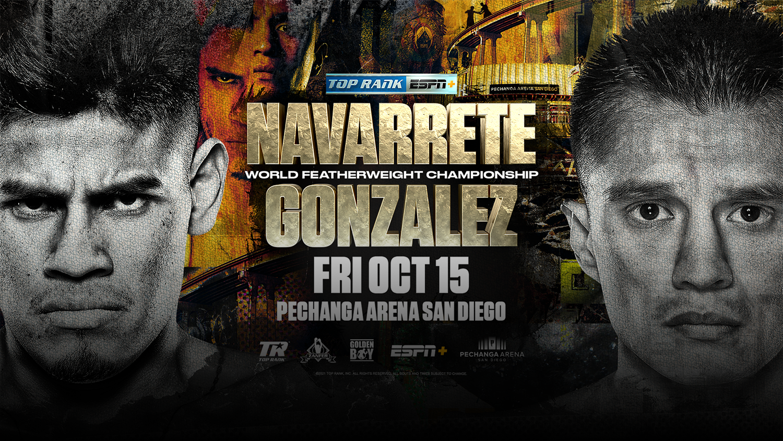Emmanuel Navarrete vs Joet Gonzalez